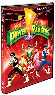 Mighty Morphin Power Rangers Season One