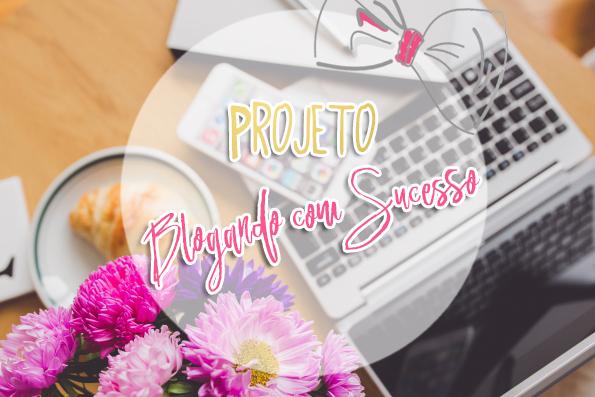 Projeto blogando com sucesso