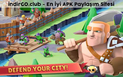 game of warriors apk