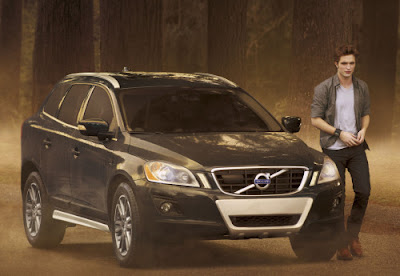 Twilight Edward Volvo