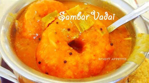 sambar vadai recipe
