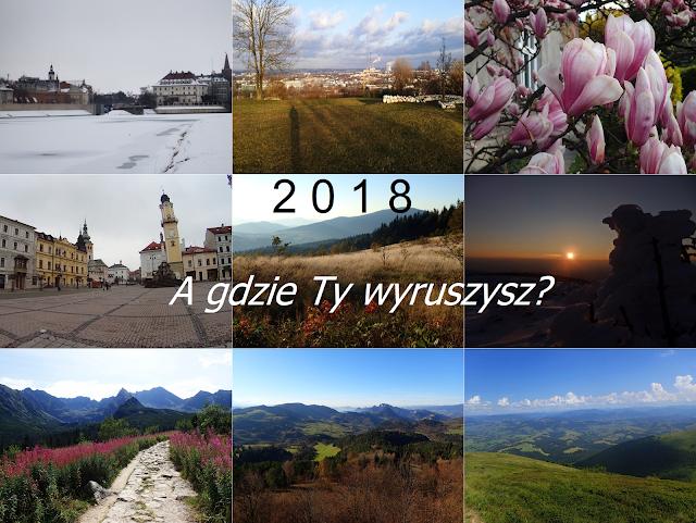 2018 - miejsca, które warto odwiedzić