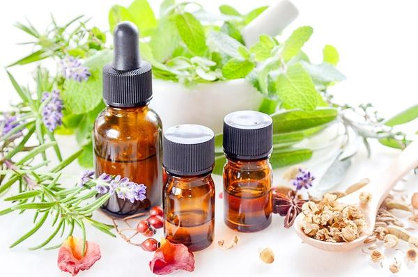 healthy hair essential oils