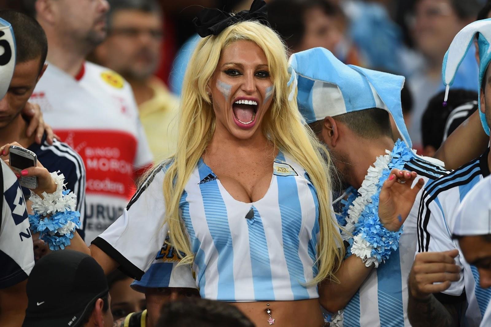 صور اجمل مشجعات كاس العالم 2018 مصراوى الشامل