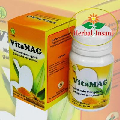 Kapsul Vitamag Herbal Insani - HALALMART MUGIBAROKAH
