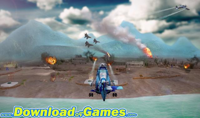 تحميل لعبة حرب الهليكوبتر - تحميل العاب دوت كوم
