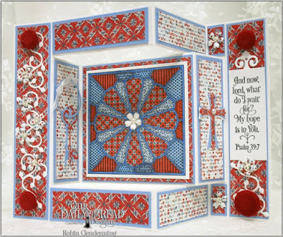 Our Daily Bread Designs, Dresden Quilt Stamp, Grace's Hope, Keys, Ornamental Crosses, Easter Eggs, Lovely Leaves, Filigree Frames, Double Stitched Squares, Squares, Americana Quilt Collection, By Robin Clendenning