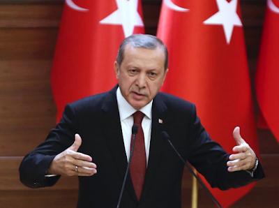 """Palestina Tidak Akan Pernah Melupakan Kebaikan Presiden Turki """"Erdogan"""" Terhadap Gaza"""