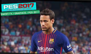 أحدث وأفضل Sweet Fx للعبة PES 2017 سيجعل اللعبة شبيه PES 2018