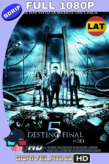 Destino Final 5 (2011) BDRip 1080p Latino-Ingles MKV