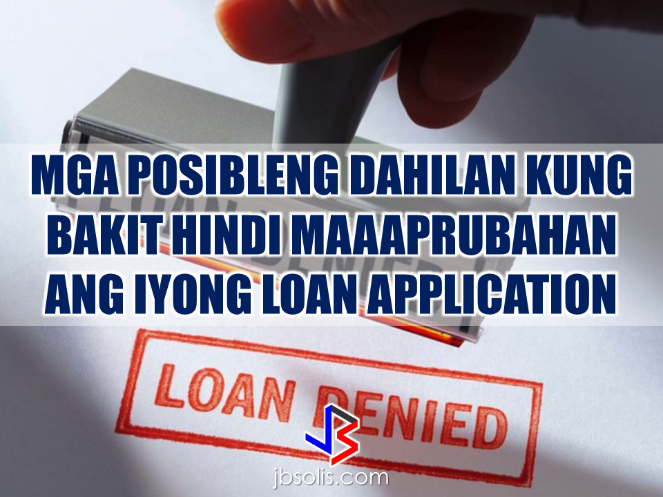 "Whether you are planning to start a small business, purchase a new car or raising funds to  buy a new house or do a major house renovation, it may not take forever to raise it just from the savings you get from your salary. Many people resort to availing  loans from banks, financing companies or even a close friend.  To avail a loan, you can always apply anywhere but there will be no guarantee that your loan application will be approved instantly. Why do loan applications are declined?  There are various reasons  why loan applications are being disapproved.   Here are the 10 main reasons that might cause your loan application  to be declined:     Failure to submit pre-qualifying requirements. In applying for any loans, you need to provide the needed requirements. Failure to do so can surely compromise the transaction and may lead to disapproval of your loan application.    Not resolving bad credit.  Bad credits reflects bad paying habits. Nobody will ever lend any amount without the assurance that you will be able to pay it on time.    Not doing enough research.   Doing a research about the company background and some information about people who already had their loan approved in a certain financing companies may help you get a positive result.    Error in credit report. Not declaring or not disclosing about your credit history may lead to denial of loan. The finance companies has a wide network and they are using every bit of information to check if you are really worth they trust. If you fail to provide the information they needed, your loan application could be declined.    Thinness of credit file. Good credit records can be useful in dealing with loan applications. The more good credit transactions you have, the  better. It will speak for you and get the loan you wish if you have enough good transactions from various credit or loan company.    Having too much debt. One thing lenders look at when they're reviewing loan applications is your debt-to-income ratio. If your monthly salary could not balance well with your debts, you are most likely to be declined of your loan application.  OFWs who are availing loans can be disapproved due to the following reasons:         In order to have a successful loan application, you need to consider the above-mentioned points to make sure that you would get the approval for your loan. Sources: Smart Asset, Loan Solutions  OFWs, contrary to the common notions, are not rich and they do not have a lot of money. Some OFWs even return home broke after several years of working overseas.  Financial literacy seminar and entrepreneurship trainings are being conducted for the OFWs to be aware of their financial status and  to do something to improve their lives by means of generating other sources of income aside from the salary they are getting from the job they currently have while working abroad. Some OFWs plan of putting up a business or venture out in investment opportunities like real estate, stocks, and any other possible means to get them ready for their return in the Philippines for good.  A wife of an OFW asked OWWA about what sort of  business she can start as a spouse of an OFW who is an active member. Samantha Natividad  said that her husband is an OFW for a long time and she wants to start a business to help her husband as their children are growing up as well as their expenses. As a helpful information for other OFW spouses  who also want to help  their OFW partners, we made this info graphics regarding this topic.  Does OWWA have an existing program for OFWs who want to start their own business? Yes. The Overseas Workers Welfare Administration (OWWA) has  two existing programs under the reintegration program  for those who want to start their own business.  What are those? In the first program, OWWA can give a 'grant' for OFW spouses who want to start even a small scale business. How much is the amount of funds OWWA can provide under this program? The fund that can be granted under this program depends on what kind of business they want to start. However, the maximum amount is only P20,000.   What is the other program? The other program is called a 'special loan program'. this loan program is through partnership with the Development Bank of the Philippines (DBP) and the Land Bank of the Philippines.  How much can an OFW spouse can avail on this program? OFWs and their spouses can avail a loan amounting from P300,000 up to P2,000,000.  How much should be the net income of an OFW to avail of this loan? For an OFW to avail of this loan, he/she must be earning a net monthly income of at least P10,000 to avail the loan amount of P3,000 up to P2 Million.    How much will be the interest rate? The loan will have an interest rate of 7.5% annually.  What will be the mode/frequency of payment? Depending on project's cash flow, the OFW can pay it on monthly, quarterly or annual basis.  Where  should the OFW wife/husband apply to avail these programs? They can apply at any OWWA Regional Welfare Office (ORW) nearest to them.  What are the eligibility requirements  for the  OFW to be qualified to avail? 1. The OFW must be an active OWWA member.  2. OFW husband/wife who want to avail must have completed the Entrepreneurial Development Training (EDT) conducted by NRCO and OWWA ORWsin cooperation with the Department of Trade and Industry/Philippine Trade Training Center (PTTC)/ Bureau of Micro, Small and Medium Enterprise Development (BSMED).  3. They must provide 20% equity.  4. The project or business must generate a net income of at least P10,000 for the OFW.  For details and information regarding these program, you can contact OWWA Regional Offices in your area.  *These information is based on the answer provided by OWWA Deputy Administrator Josefino Torres. Source: BanderaInquirer.net   Recommended:     2017 Top 10 IDEAS for OFWs to Invest  A Filipina based in Waikato, New Zealand has now been sentenced to 11 months and  2 weeks of house arrest after she was convicted for 284 immigration fraud charges involving her visa scam back in October 2015. A 180 hour community service also comes with the sentence. Loraine Anne Jayme, 35, a resident of Te Aroha, Waikato has a dual citizenship. For every OFW who wish to come to New Zealand, she charges $2,250 each. It took some time for the scam to be uncovered because Immigration New Zealand (INZ) didn't initially realise a large portion of the workers were processing their application through the alleged ringleader.   However, Immigration Minister Michael Woodhouse said that more than a thousand Filipinos who might have entered the country illegally  using fake visas could stay.  Mr. Woodland said that they could stay to avoid potential damage to the dairy industry and the rebuilding of Christchurch. There are 38,000  OFWs working on dairy farms in New Zealand and they are living with pretty good reputation with regards to their work ethics and they are worried about what it could mean to them.  ""We're law abiding people. We like to see the law of our land upheld and proper process done,"" Mr Lewis said.   ""So yeah, I have to give credit to Immigration New Zealand for doing it and hopefully they'll be back on deck next week processing them within their required rules,"" he added. The authorities are now auditing farms around the Waikato, Canterbury and Southland. Source: TVNZ, NewsHub, Inquirer RECOMMENDED:  The mother of a 12-year old girl who mysteriously died while on her father's care in Jeddah, Saudi Arabia sought the help of the Philippine government, particularly on the Presidential Action Center to help her forward the case to the DFA to allow the Philippine Consulate in Jeddah  to transmit the autopsy report conducted on her daughter.Bliss Mendoza, an OFW in Canada was working in Jeddah as a nurse together with her husband and daughter ""Tipay"" before she worked in Canada and left her daughter with her husband's care in Jeddah.     The OFWs are the reason why President Rodrigo Duterte is pushing through with the campaign on illegal drugs, acknowledging their hardships and sacrifices. He said that as he visit the countries where there are OFWs, he has heard sad stories about them: sexually abused Filipinas,domestic helpers being forced to work on a number of employers. ""I have been to many places. I have been to the Middle East. You know, the husband is working in one place, the wife in another country. The so many sad stories I hear about our women being raped, abused sexually,"" The President said. About Filipino domestic helpers, he said:  ""If you are working on a family and the employer's sibling doesn't have a helper, you will also work for them. And if in a compound,the son-in-law of the employer is also living in there, you will also work for him.So, they would finish their work on sunrise."" He even refer to the OFWs being similar to the African slaves because of the situation that they have been into for the sake of their families back home. Citing instances that some of them, out of deep despair, resorted to ending their own lives.  The President also said that he finds it heartbreaking to know that after all the sacrifices of the OFWs working abroad for the future of their families they would come home just to learn that their children has been into illegal drugs. ""I made no bones about my hatred. I said, 'If you do drugs in my city, if you destroy our daughters and sons, I'll just have to kill you.' I repeated the same warning when i became president,"" he said.   Critics of the so-called violent war on drugs under President Duterte's administration includes local and international human rights groups, linking the campaign on thousands of drug-related killings.  Police figures show that legitimate police operations have led to over 2,600 deaths of individuals involved in drugs since the war on drugs began. However, the war on drugs has been evident that the extent of drug menace should be taken seriously. The drug personalities includes high ranking officials and they thrive in the expense of our own children,if not being into drugs, being victimized by drug related crimes. The campaign on illegal drugs has somehow made a statement among the drug pushers and addicts. If the common citizen fear walking on the streets at night worrying about the drug addicts lurking in the dark, now they can walk peacefully while the drug addicts hide in fear that the police authorities might get them. Source:GMA {INSERT ALL PARAGRAPHS HERE {EMBED 3 FB PAGES POST FROM JBSOLIS/THOUGHTSKOTO/PEBA HERE OR INSERT 3 LINKS}   ©2017 THOUGHTSKOTO www.jbsolis.com SEARCH JBSOLIS The OFWs are the reason why President Rodrigo Duterte is pushing through with the campaign on illegal drugs, acknowledging their hardships and sacrifices.     ©2017 THOUGHTSKOTO www.jbsolis.com SEARCH JBSOLIS The mother of a 12-year old girl who mysteriously died while on her father's care in Jeddah, Saudi Arabia sought the help of the Philippine government, particularly on the Presidential Action Center to help her forward the case to the DFA to allow the Philippine Consulate in Jeddah  to transmit the autopsy report conducted on her daughter.Bliss Mendoza, an OFW in Canada was working in Jeddah as a nurse together with her husband and daughter ""Tipay"" before she worked in Canada and left her daughter with her husband's care in Jeddah.    The OFWs are the reason why President Rodrigo Duterte is pushing through with the campaign on illegal drugs, acknowledging their hardships and sacrifices. He said that as he visit the countries where there are OFWs, he has heard sad stories about them: sexually abused Filipinas,domestic helpers being forced to work on a number of employers. ""I have been to many places. I have been to the Middle East. You know, the husband is working in one place, the wife in another country. The so many sad stories I hear about our women being raped, abused sexually,"" The President said. About Filipino domestic helpers, he said:  ""If you are working on a family and the employer's sibling doesn't have a helper, you will also work for them. And if in a compound,the son-in-law of the employer is also living in there, you will also work for him.So, they would finish their work on sunrise."" He even refer to the OFWs being similar to the African slaves because of the situation that they have been into for the sake of their families back home. Citing instances that some of them, out of deep despair, resorted to ending their own lives.  The President also said that he finds it heartbreaking to know that after all the sacrifices of the OFWs working abroad for the future of their families they would come home just to learn that their children has been into illegal drugs. ""I made no bones about my hatred. I said, 'If you do drugs in my city, if you destroy our daughters and sons, I'll just have to kill you.' I repeated the same warning when i became president,"" he said.   Critics of the so-called violent war on drugs under President Duterte's administration includes local and international human rights groups, linking the campaign on thousands of drug-related killings.  Police figures show that legitimate police operations have led to over 2,600 deaths of individuals involved in drugs since the war on drugs began. However, the war on drugs has been evident that the extent of drug menace should be taken seriously. The drug personalities includes high ranking officials and they thrive in the expense of our own children,if not being into drugs, being victimized by drug related crimes. The campaign on illegal drugs has somehow made a statement among the drug pushers and addicts. If the common citizen fear walking on the streets at night worrying about the drug addicts lurking in the dark, now they can walk peacefully while the drug addicts hide in fear that the police authorities might get them. Source:GMA {INSERT ALL PARAGRAPHS HERE {EMBED 3 FB PAGES POST FROM JBSOLIS/THOUGHTSKOTO/PEBA HERE OR INSERT 3 LINKS}   ©2017 THOUGHTSKOTO www.jbsolis.com SEARCH JBSOLIS The OFWs are the reason why President Rodrigo Duterte is pushing through with the campaign on illegal drugs, acknowledging their hardships and sacrifices.     ©2017 THOUGHTSKOTO www.jbsolis.com SEARCH JBSOLIS A wife of an OFW asked OWWA about what sort of  business she can start as a spouse of an OFW who is an active member. Samantha Natividad  said that her husband is an OFW for a long time and she wants to start a business to help her husband as their children are growing up as well as their expenses.As a helpful information for other OFW spouses  who also want to help  their OFW partners, we made this info graphics regarding this topic. ©2017 THOUGHTSKOTO www.jbsolis.com SEARCH JBSOLIS"