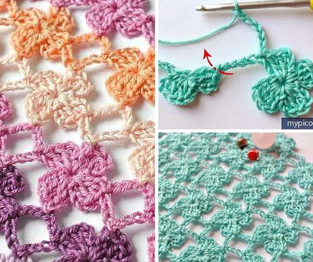 Punto Delicado a Crochet