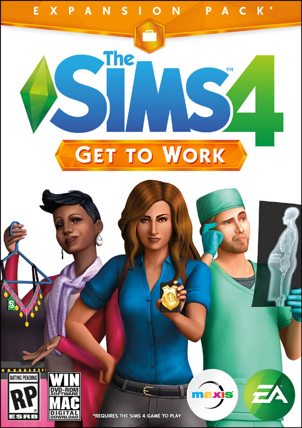 The-Sims-4-Get-To-Work-Download-Cover-Free-Game