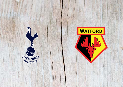 Tottenham vs Watford Full Match & Highlights 30 January 2019