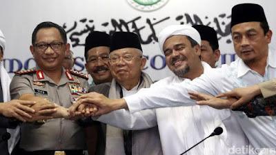 Ini 5 Poin Kesepakatan GNPF-MUI dan Polri Terkait Aksi Bela Islam Jilid 3
