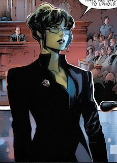 Jennifer Walters she-hulk glasses
