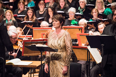 Rossini: Mosè in Egitto - Catherine Carby - Chelsea Opera Group (Photo Robert Workman)