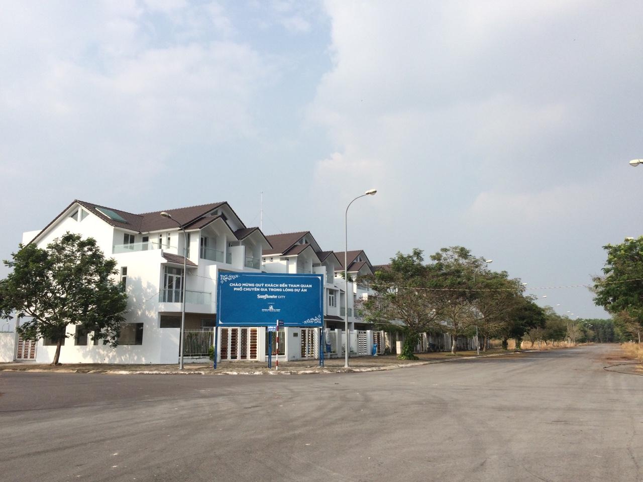 Phố chuyên gia dự án Ecosun Nhơn Trạch Đồng Nai
