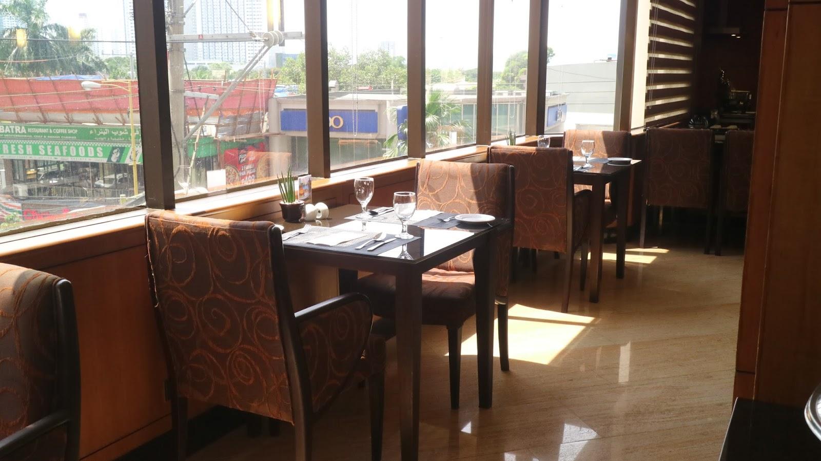Gastronomy By Joy City Garden Hotel Makati S Le Jardin Now Serves