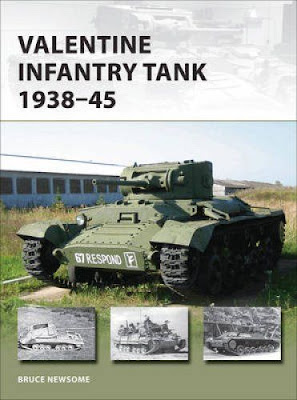 Valentine Infantry Tank 1938–45