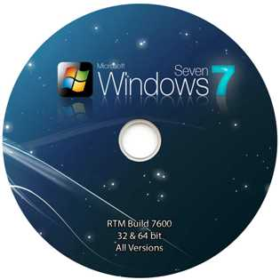 Smallest Windows 7 Installation CD 699MB | Nico's Mobile Blog