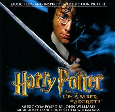 NOTAS MAGICAS :LA MÚSICA DE HARRY POTTER CAP.2: LA CÁMARA SECRETA