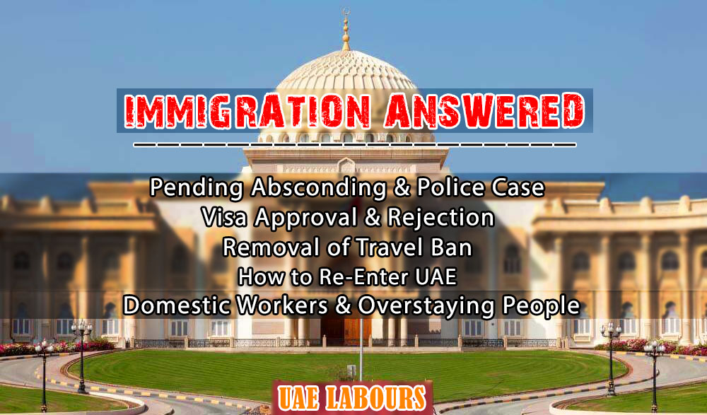 Removing holler from blacklist inwards UAE is the to a greater extent than oft than non asked enquiry past times those who are deported Can I Re-Enter UAE if Deported (Immigration Answered)