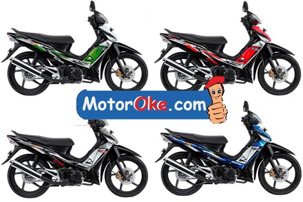Pasaran Harga Motor Honda Supra X 125 Bekas Murah Terbaru