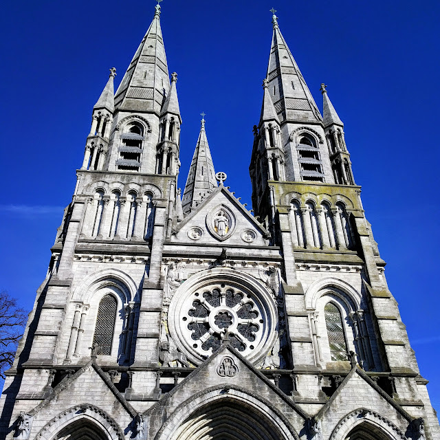St. Finbarr's Cathedral in Cork, Ireland