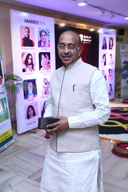 Union Sports Minister Vijay Goel