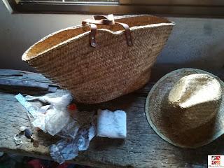 customizar tus sombreros y capazos