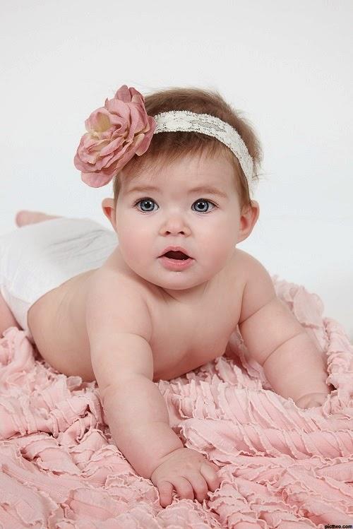 Les plus belles photos de bébés anges