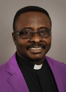 Rev. Samson Ayokunle