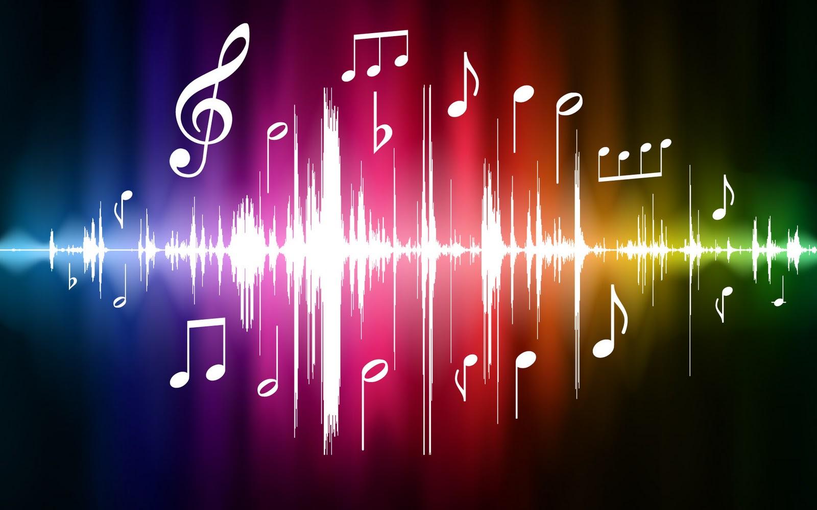 Club 4 Buzz: Music Wallpaper