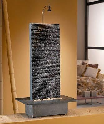 Disenyoss decoracion fuentes feng shui para mover - Fuente agua interior ...