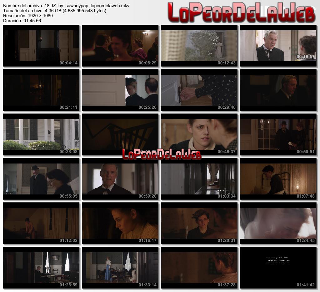 Lizzie [2018] [BBRip 1080p] [Dual Audio]