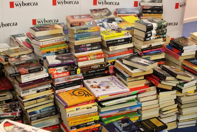 Targi Książki w Krakowie 2018 w piątek