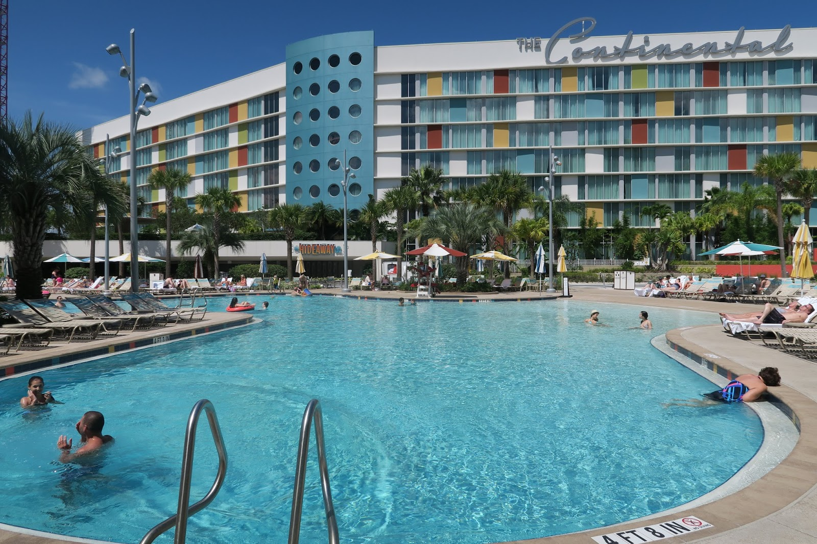 Cabana Bay Beach Resort Review  Universal Orlando  Elle