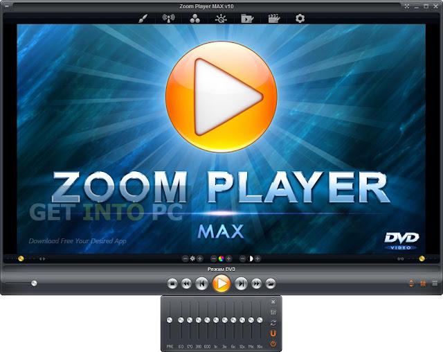 تحميل برنامج زوم بلاير مشغل الفيديو و الافلام zoom player مجانا برابط مباشر