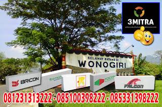 Jual Bata Ringan Kirim Wonogiri dan sekitarnya di Jawa Tengah