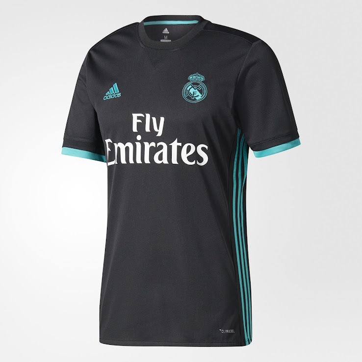 9eda92983 ... Real Madrid 17-18 away kit. +1. 2 of 2. 1 of 2