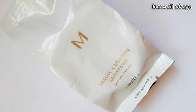 magic cushion moisture refill recambio