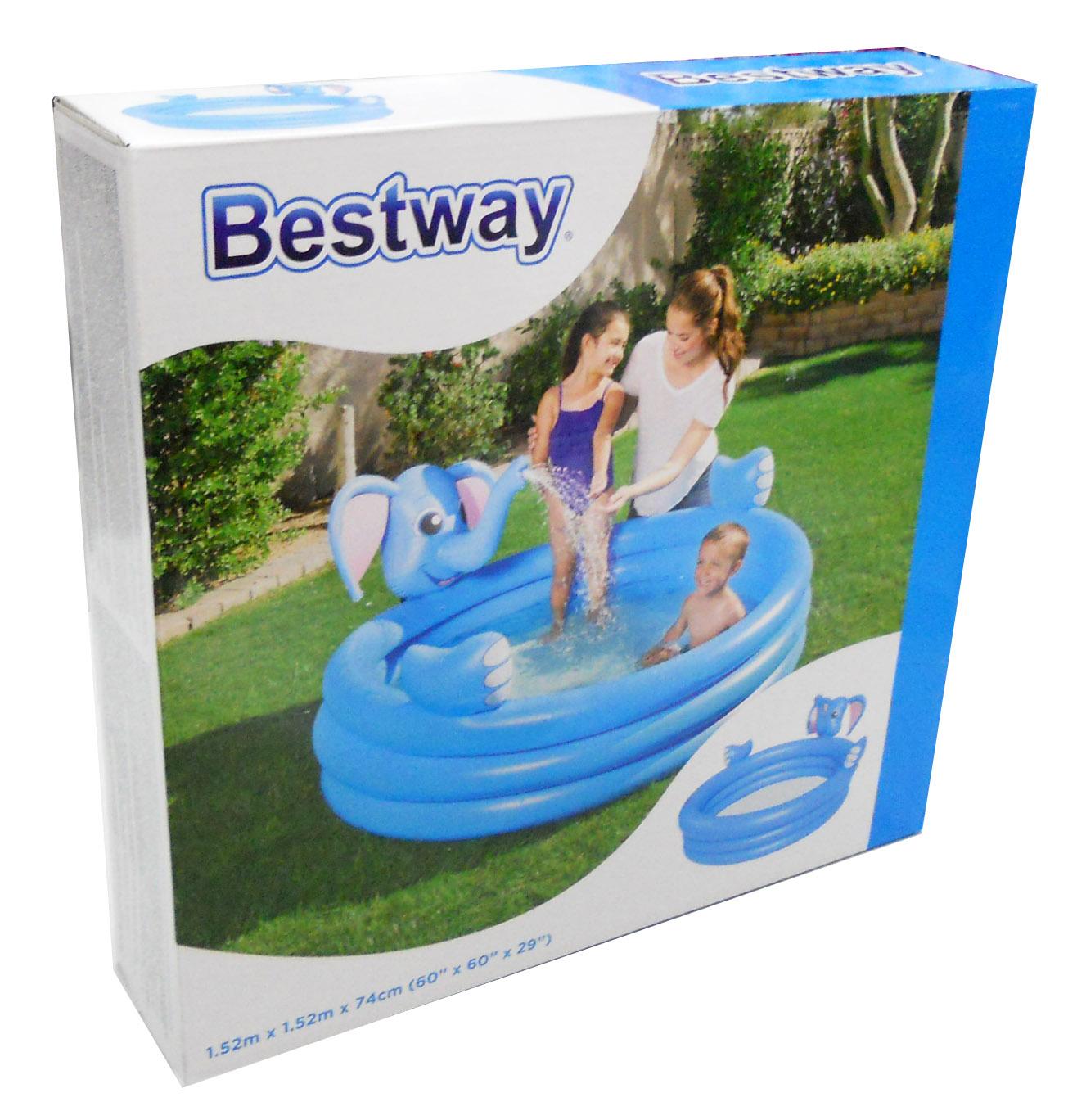 Bongbongidea Bestway Splash And Play Inflatable Pool For