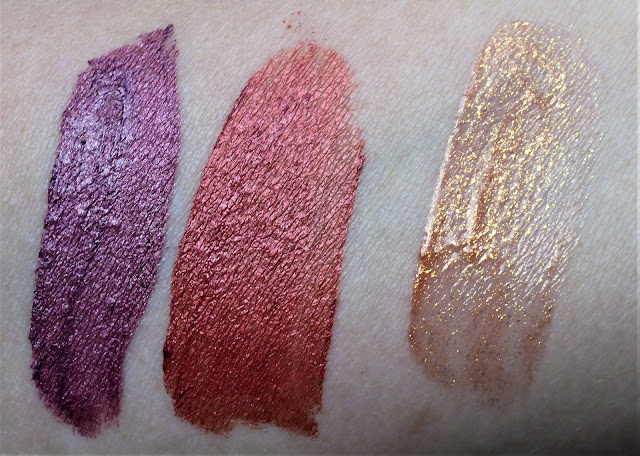 Wet n Wild Liquid Catsuit Lipsticks and NYX Shimmer Down Lip Veil Haul