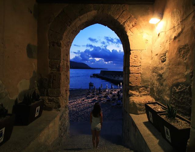UK Travel Blogger in Cefalu