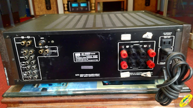 Amply Sansui - AU-D907X - Decade -  Made in Japan