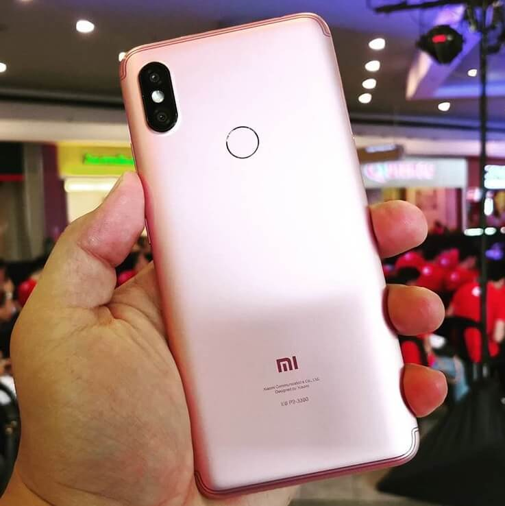 Xiaomi Redmi S2 Dual Rear Cameras and Fingerprint Sensor