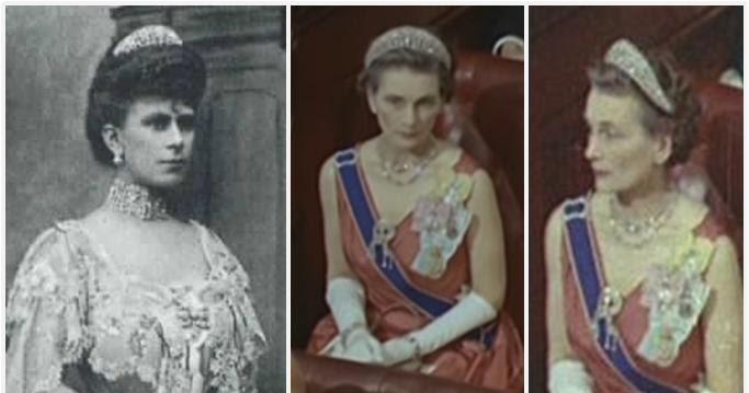 The Royal Order of Sartorial Splendor Tiara Thursday The