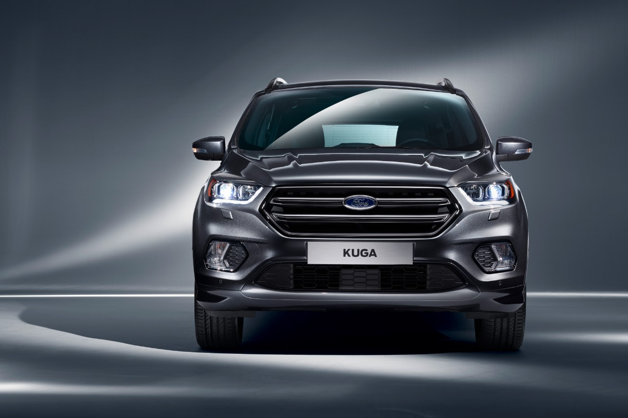 FORD KUGA MS Front 04 eciRGB Η Ford Αποκαλύπτει το Νέο Kuga με πληθώρα νέων τεχνολογιών και με νέο κινητήρα 1.5L TDCi diesel 120 ίππων