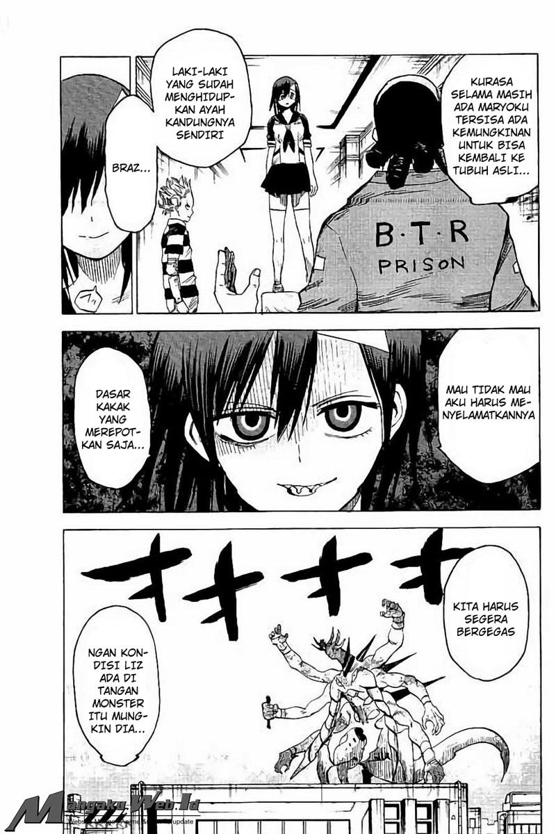 Blood Lad – Chapter 79 : Mazuko Bernama Fuyumi